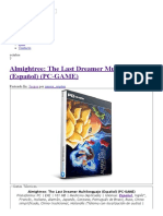 Almightree_ the Last Dreamer Multilenguaje (Español) (PC-GAME) - IntercambiosVirtuales