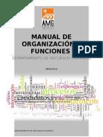 Manual de Obligaciones y Funciones -Rr-hh