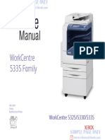 Xerox Workcentre 5325 5330 5335 Service Manual Free