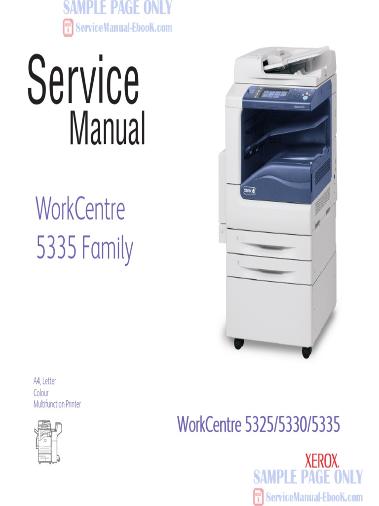 Xerox workcentre 5325 5330 5335 service manual free file transfer protocol image scanner