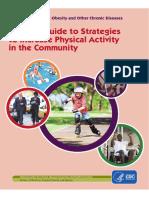 CDC PA Strategies