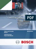 Bosch - Canos de Bico