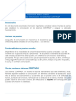 Informacion Puertos CONTPAQi