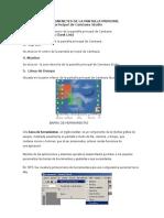 COMPONENETES DE LA PANTALLA PRINCIPAL.docx