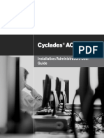 Cyclades ACS Manual