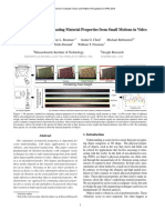MaterialProperties Davis 2015 CVPR