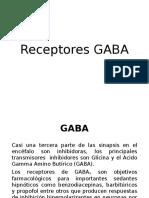 Receptores GABA