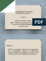 Generalidades de estaadisticas, medidas de tendencia central.pptx