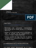 Clase24 - La Novela Policial