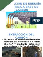 Generacion de Energia Electrica a Base de Carbón
