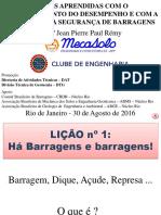 Palestra Clube de Engenharia_Rémy_ 30 08 2016