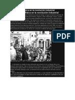 La Educacion Fisica en La Revolución Industrial