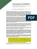 Documento 2 MODELO