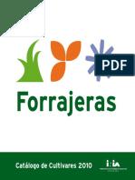 Catalogo de Cultivares.forrajeras