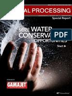 Sieze Water Conservation