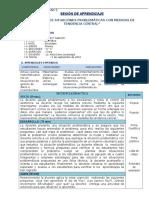 SESIÓN DE APRENDIZAJE  PRIMERO SECUNDARIA.docx