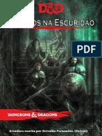 Perdidos Na Escuridão4n - Aventura D D5e