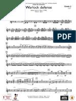 08_warlock - Oboe