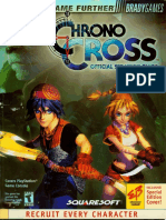 Chrono Cross Official Strategy Guide