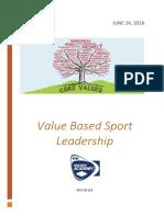 value based sport