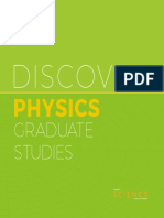 Phys Grad Prospectus