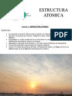 Estructura Atómica - Teoría