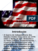 Independência Americana Final
