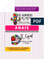 Anais Semana de Letras UAST/UFRPE