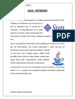 1 - Introduccion Al Java - Netbeans