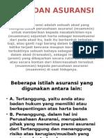 Bank Dan Asuransi