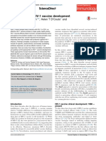 New Concepts in HIV 1 Vaccine Development 2016 Current Opinion in Immunology