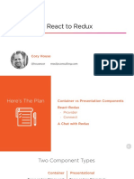 7 React Redux React Router Es6 m7 Slides