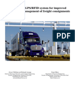 Cross Border Freight Management System Aj Hoffman Jun 2013 Final
