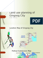 Land use planning of Gingoog City.pptx