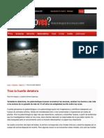 ArtículoDivulgaciónFosilesEnMéxico
