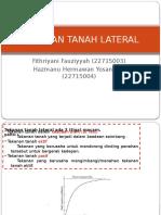 TEKANAN TANAH LATERAL.pptx