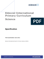 Curriculum Science