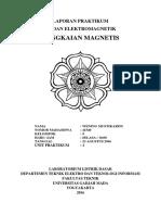 UNIT 1 - Rangkaian Magnetis