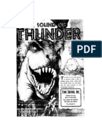 a sound of thunder story