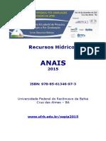 Anais SEPIP 2015 Atualizado