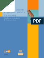 Ortega Hegg, M., Castillo Venerio, M., & Centeno Orozco, R. (2005). Masculinidad y factores socioculturales asociados a la paternidad estudio en cuatro países de Centroamérica..pdf