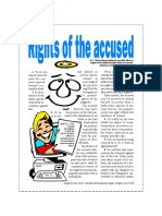 Rights of the Accused 09.06.16