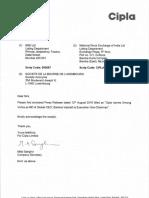 Cipla names Umang Vohra as MD & Global CEO; Samina Vaziralli is Executive Vice-Chairman [Company Update]