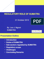 2015 Dart Regulatory Role Sumatra