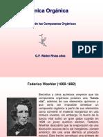 Clase 1 C Quimica Organica Introduccion Nomenclatura