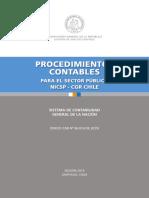 Procedimientos_NICSP - Contraloria General de La Republica