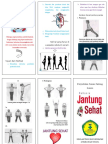 Leaflet Senam Jantung