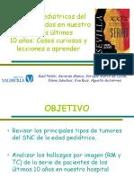 Revisin de Los Tumores Peditricos Del Snc