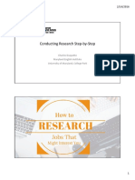 Conducting Research With Online Resources Slides