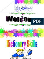 Dictionary Skills.ppt